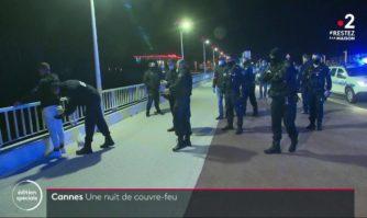 Confinement : en immersion avec les policiers municipaux et nationaux cannois qui font respecter les règles