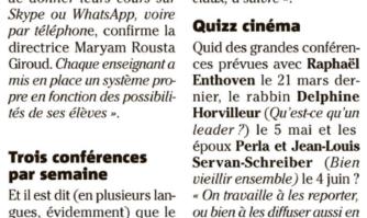Cannes Université : des conférences gratuites sur Facebook !