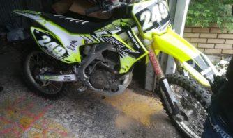 Lutte anti-bruit : saisie d'une motocross non homologuée par la Police municipale