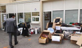 #HelpCommerces : 35 730 € de marchandises pour soutenir les commerces cannois et aider les SDF