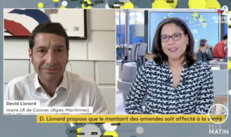 Plan Tourisme : David Lisnard était en direct dans l'émission Télématin sur France 2