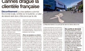 Cannes drague la clientèle française
