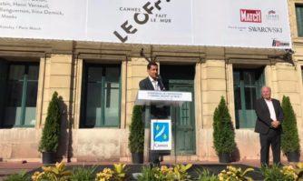 Exposition : Cannes (re)fait le mur