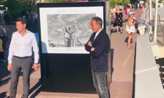 Animation : Cannes dans l'objectif de Nikos Aliagas