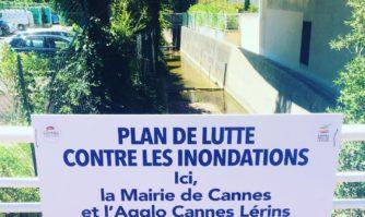 Prévention du risque inondation : Cannes Lérins obtient 28 millions d'euros pour la protection des zones sensibles