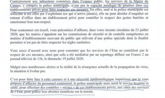 Covid-19 : David Lisnard demande des contrôles dans les établissements privés