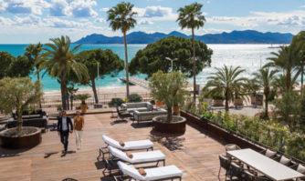 Cannes, un voyage à l'autre bout du monde