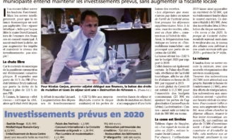 """Budget 2020 : Une """"rigueur bénéfique"""", sans hausse d'impôts"""