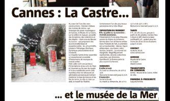 Culture : expositions aux musées de la Mer et de la Castre