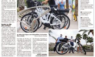 Palm Vélo : l'agglo propose de rouler à petit prix