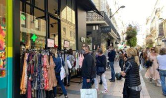 Economie : Grande braderie cannoise, une première