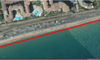 Aménagement : l'embellissement du bord de mer continue sur BoccaCabana