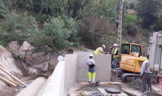 Inondations : la protection des zones sensibles se poursuit