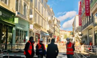 Qualité de vie : la rue Foch se pave d'un nouvel esthétisme