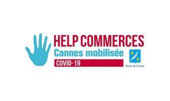 A Cannes #Helpcommerces relancé pour soutenir les petits commerçants et artisans cannois