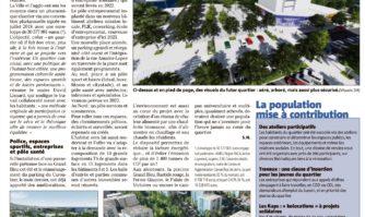 Projet Nouvelle Frayère : l'espoir pour les habitants