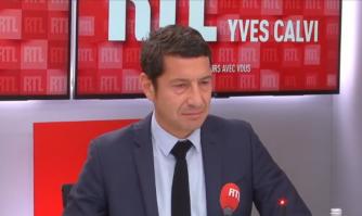David Lisnard invité politique de la matinale sur RTL