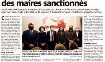 Logement social : la révolte des maires sanctionnés