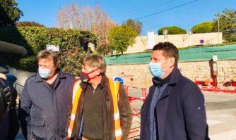 Qualité de vie : poursuite de l'embellissement de l'avenue de Grasse