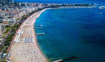 Cannes décroche un prix pour sa démarche de protection de la mer et du littoral