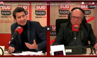 """David Lisnard : """"On a un mille-feuille législatif réglementaire extrêmement lourd en France"""""""