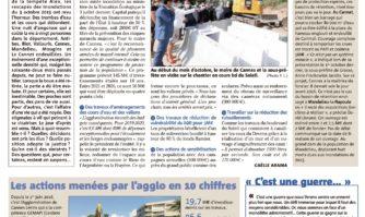 Inondations : un plan de prévention de 145M€