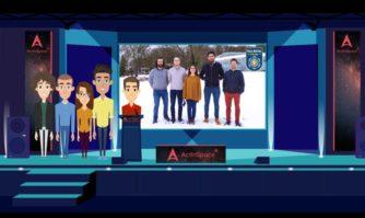 Innovation : ActInSpace remporté par une jeune équipe cannoise