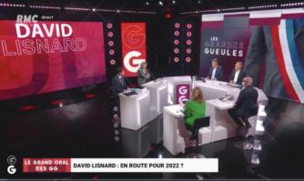 RMC : Le Grand Oral de David Lisnard, maire de Cannes