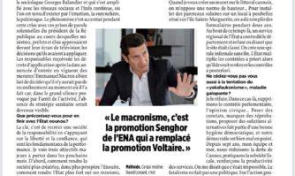 """David Lisnard : """"Macron-Le Pen, quel triste duel !"""""""