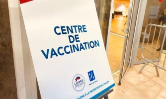 Point d'étape sur la vaccination à Cannes