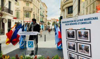 Cadre de vie : la rue Maréchal Foch embellie et sécurisée pour renforcer l'attractivité du centre-ville