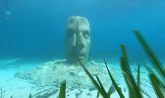 Une plongée dans un étonnant nouveau musée sous-marin à Cannes
