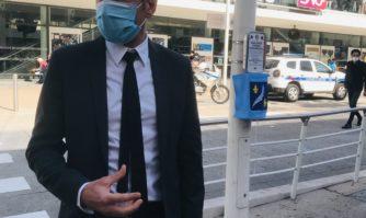 La Mairie de Cannes installe 6 boutons d'appel d'urgence supplémentaires sur l'espace public