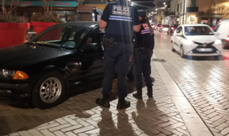 David Lisnard salue les policiers municipaux et les maigres et méritants effectifs de police nationale qui restent affectés à l'ouest du département
