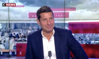 CNews : David Lisnard invité de Pascal Praud
