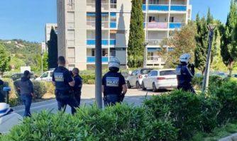Sécurité : nouvelle opération d'envergure à La Frayère