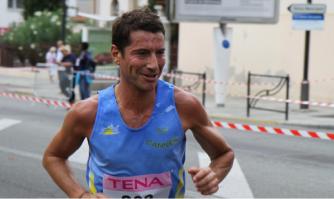 David Lisnard, marathonien