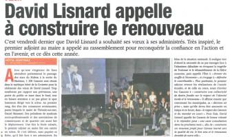 David Lisnard appelle à construire le renouveau