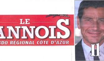 David Lisnard officiellement candidat aux élections municipales