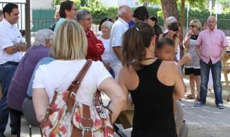 Rencontre avec les habitants du Riou