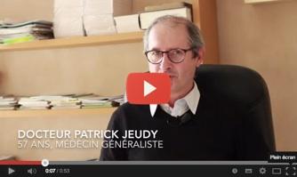 Docteur Patrick Jeudy soutient David Lisnard