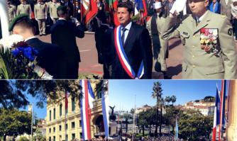 La Légion Étrangère et ses valeurs à l'honneur lors de la cérémonie commémorant le 156 ème anniversaire de la Bataille de Camerone