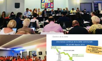 David Lisnard a présidé le Conseil Municipal qualifié de « plus important » de son mandat avec notamment l'annonce de la création du Musée International du Cinéma à Cannes et la présentation du Compte administratif 2018 : l'attestation comptable de la rigueur bénéfique de la Mairie de Cannes