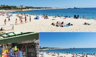Élargissement des plages de la Croisette : une plage publique à la surface inédite pour vous accueillir cet été !