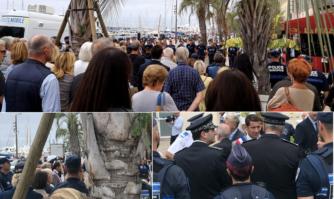 Hommage aux fonctionnaires de la Préfecture de Police de Paris victimes du terrorisme
