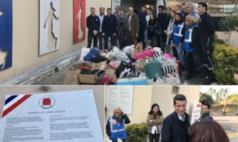 Solidarité : des collégiens et lycéens mobilisés pour les sans-abri