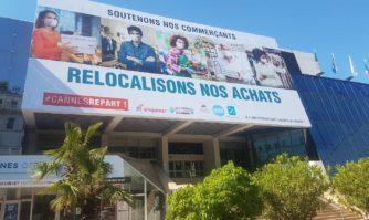 Amplification de la campagne de civisme commercial local : Soutenons nos commerçants - Relocalisons nos achats