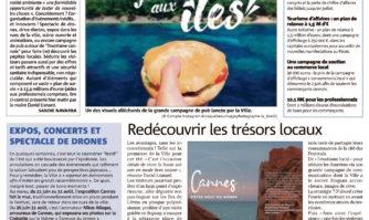 Tourisme : Cannes déploie ses atouts charmes