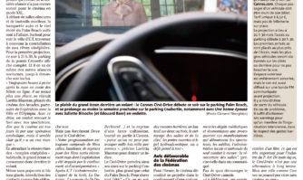"""Cannes Ciné-Drive revient à Coubertin en """"2e séance"""""""