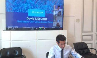 Relance économique : David Lisnard présente le plan d'action tourisme aux professionnels azuréens
